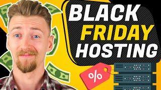 Black Friday Web Hosting Deals - Every Hosting Discount Covered! [2020]
