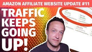 DOMINATING GOOGLE with CONTENT - Affiliate Website Update #12