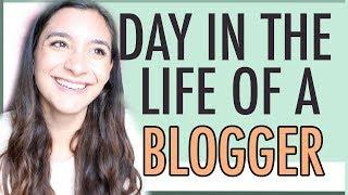 DAY IN THE LIFE OF A BLOGGER | WEEKEND EDITION | BLOGGING COURSES PREP DAY