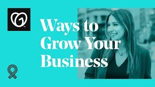 How to Grow Your Business in the Digital World of 2021   GoDaddy