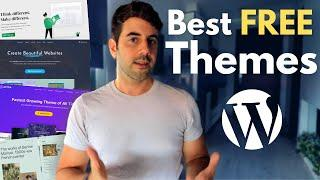 10 Best FREE WordPress Themes for 2021!