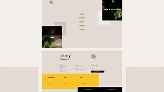 Download a FREE Header and Footer for Divi's Italian Restaurant Layout Pack