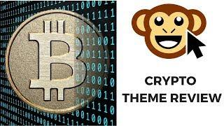 Build a Cryptocurrency Website with Crypto Theme