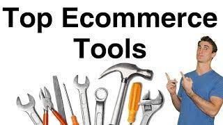 Top 20 Best Ecommerce Tools and Services Part 1  | Effective Ecommerce Podcast #34