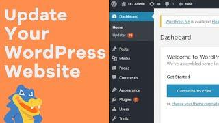 How-To: Update your WordPress Website, Theme, and Plugins