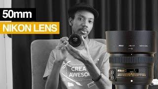 Nikon 50mm F/1.8 FX Lens Review  and Samples