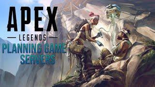 How Do Game Servers Work? (Apex Legends)