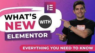 New Elementor PRO Update - NEW Widgets, Dynamic Content, + NEW WooCommerce Options