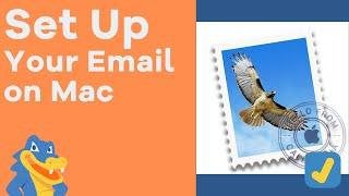 How to set up a new email account with Mac Mail - HostGator Tutorial
