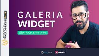 GLOSSÁRIO DO ELEMENTOR: Widget Galeria (Gallery) como Trabalhar com Galerias no Elementor Pro