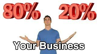 How to 80/20 Your Business Using Google Analytics and Sales Data | Effective Ecommerce Podcast #33