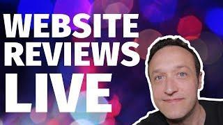 MORE AFFILIATE WEBSITE REVIEWS - LIVE
