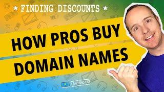 Buying A Domain Name For Your Website (From GoDaddy) - Tips & Tricks of the Pros   WP Learning Lab