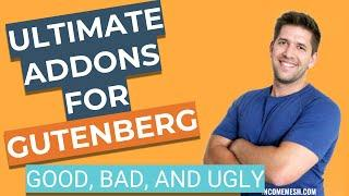 Ultimate Addons for Gutenberg Tutorial: The Good, The Bad, and the Ugly of this Wordpress Plugin