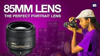 Why You Need a 85mm Lens DSLR Tutorial