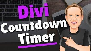 Divi Countdown Timer - The Basics
