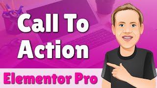 Elementor Pro Call to Action Widget