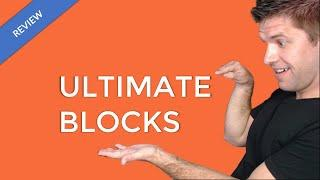 Ultimate Blocks will make your Review posts AMAZING in Gutenberg