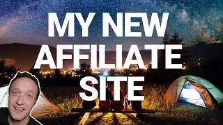 MY NEW AFFILIATE MARKETING WEBSITE - LIVE