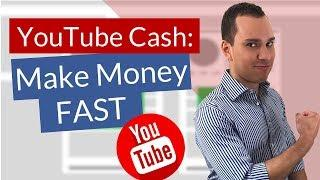 How To Make Money On YouTube: Fast Trick Guide To Your First $1,000 (Best Tips For Beginners)