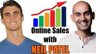 Increase Online Sales with Neil Patel