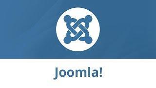 Joomla 3.x. How To Edit Contact Details In Header