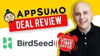 Birdseed.io Review - Free App That Turns Cold Website Traffic Into Paying Customers