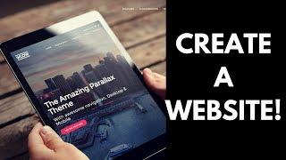 How to Create a Website: Step-by-Step Guide for Beginners (2018)