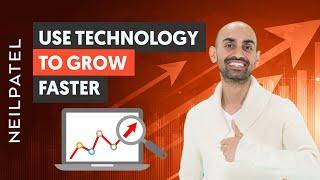 How to Use Technology to Grow Faster - Low-Cost Growth Hacks That Scale - Growth Hacking Unlocked