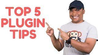 Top 5 WordPress Plugin Management Tips