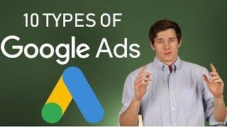 Types of Google Ads 2020 (10 Types with Examples)