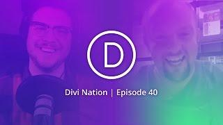 """""""Don't Go It Alone"""" Featuring Carl Heaton - The Divi Nation Podcast, Episode 40"""