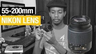 Nikon 55-200mm DX Kit Lens Review