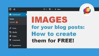 How To Create Images For Blog Posts With Canva For FREE