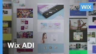 Wix ADI | Artificial Design Intelligence | The Possibilities Are Endless