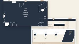 Download a FREE Header and Footer Template for the Financial Advisor Layout Pack