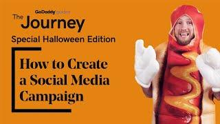 How to Create a Social Media Campaign - Halloween Edition