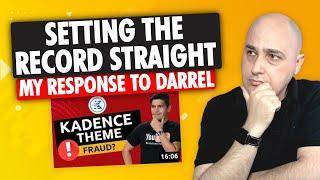 Kadence & Blocksy Theme - My Response To Darrel Wilson & Blocksy Theme