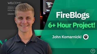 6 Hour Vue.js & Firebase Project - FireBlogs