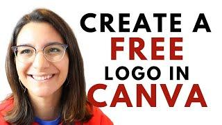 How to Create a Logo for FREE Using Canva : 2020 Edition