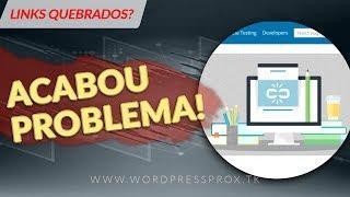 Como Encontrar Links Quebrados no Wordpress de Forma Automática - Plugin Broken Link Checker