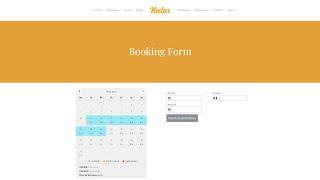 How to Add Booking and Reservation in WordPress Websites For Free? Part 2: Display Booking Form