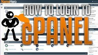 How To Get Started With NameHero Web Hosting And Access cPanel