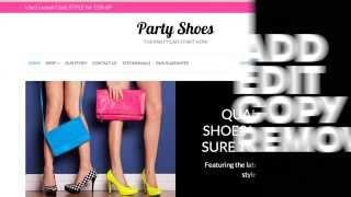 How to manage products with Online Store from GoDaddy
