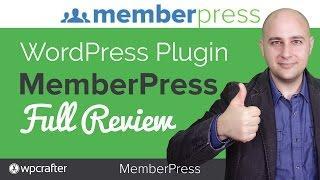 MemberPress Review & Walkthrough - WordPress Membership Plugin Review