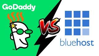 Bluehost vs GoDaddy | In Depth Comparison (Best Web Host 2020)