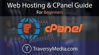 Web Hosting & CPanel Guide - How To Easily Upload Your Website