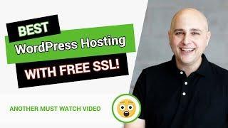 3 Best WordPress Website Hosting Companies That Include Free SSL Certificates