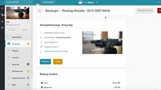Keep Your Customers Website Data Safe With Backups - GoDaddy Pro