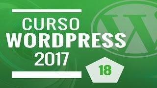 Como colocar menus no rodapé no WordPress   Aula 18